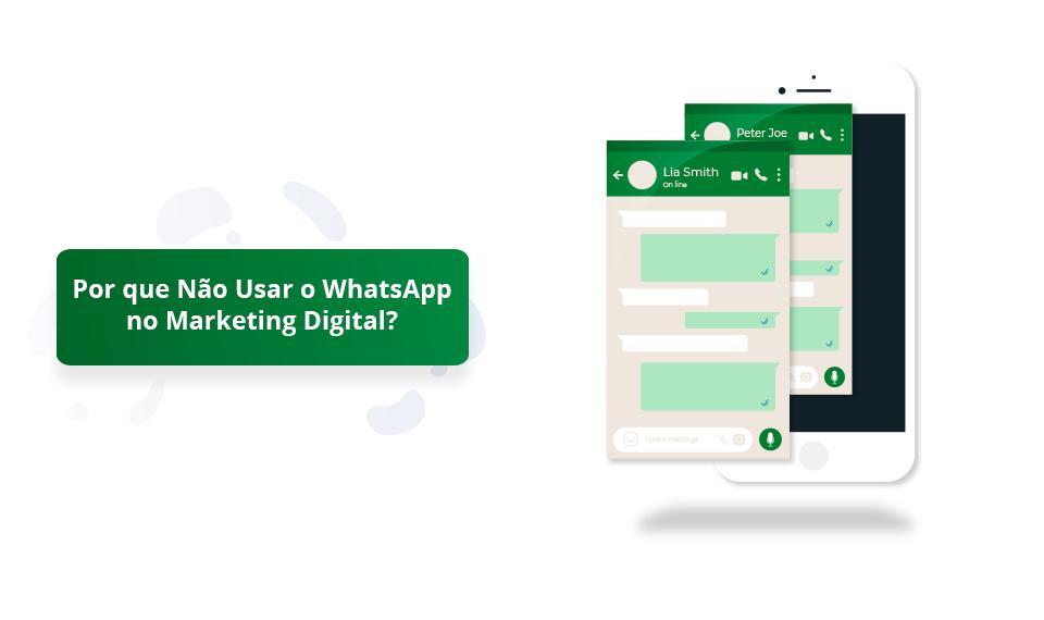 Whatsapp no marketing digital