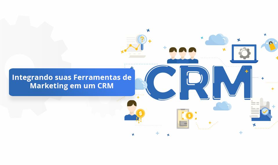 Ferramentas de Marketing CRM