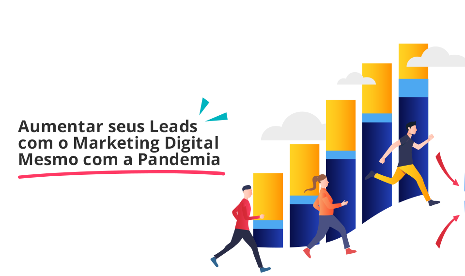 Leads Marketing Digital Pandemia