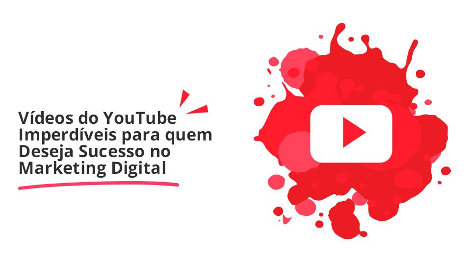 vídeos marketing digital