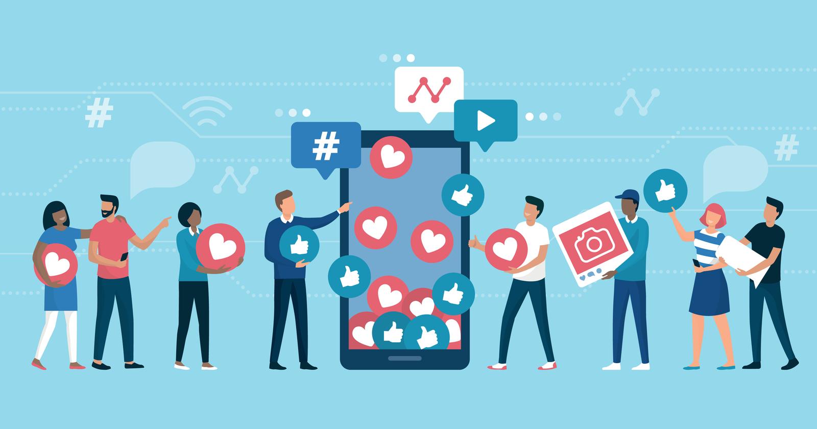 Marketing e Redes Sociais